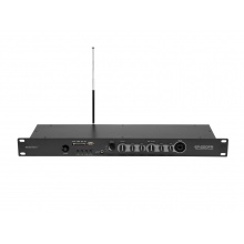 Omnitronic EP-220PR, předzesilovač s BT/MP3/FM