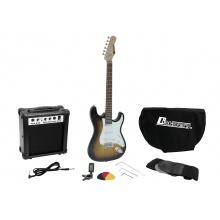 Dimavery EGS-1, elektrická kytara set, sunburst