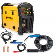 Kombinovaná invertorová svářečka CO2 Powermat PM-IMG-230T MIG/FCAW/MMA/TIG 220V, 230A