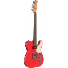 Stagg SET-CST FRD, elektrická kytara