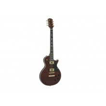 Dimavery LP-700 elektrická kytara, medová s vysokým leskem