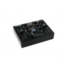 Omnitronic PM-211P, 2-kanálový mixážní pult s MP3 přehrávačem