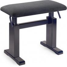 Stagg PBH 780 RWM VBK, hydraulická klavírní stolička