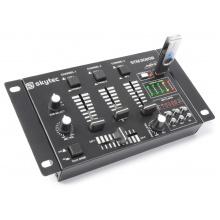 Vonyx STM-3020 mini mixáží pult s MP3 přehrávačem