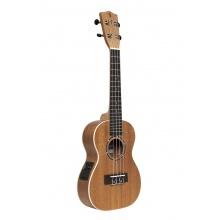 Stagg UC-30 E, elektroakustické koncertní ukulele