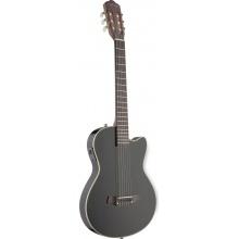 Angel Lopez EC3000CBK, klasická kytara s elektronikou, černá