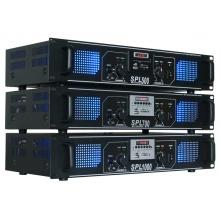 Skytec SPL 1000MP3, stereo zesilovač, MP3/SD/USB, 2x 150W