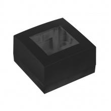 AUDAC WB45S/B Instalační krabice na povrch, černá