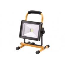 Reflektor LED 700 / 1400 lm dobíjecí s akumulátorem a se stojánkem Extol