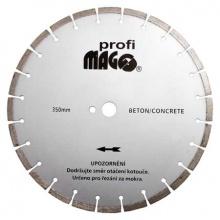 Kotouč diamantový segmentový 350mm MAGG Profi na beton
