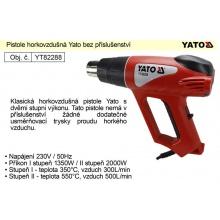 Pistole horkovzdušná Yato YT82288