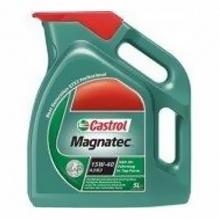 Olej motorový Castrol magnatec 15W-40 A3/B4 5L