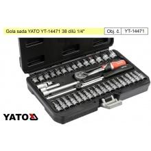 Gola sada YATO YT-14471 38 dílů 1/4