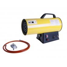 Plynové topidlo 30kW/230V plynový ohřívač s ventilátorem 750m3/h
