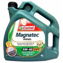 Olej motorový Castrol magnatec diesel 5W-40 DPF 4L