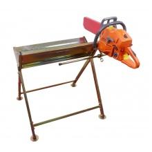 Magg 120009 - Koza s držákem na řetězovou pilu - podstavec stojan pro řezání dřeva