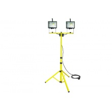 Reflektor LED 2 x 20 W na stojanu Tripod Festa