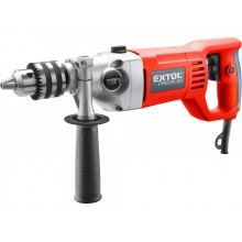 Elektrická vrtačka s příklepem 1050 W Extol Premium 8890040