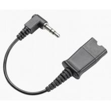 40845-01 Plantronics - kabel pro připojení náhlavních souprav k mobilům s 3,5 mm konektor