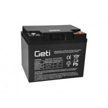 Baterie olověná 12V  50Ah Geti pro elektromotory