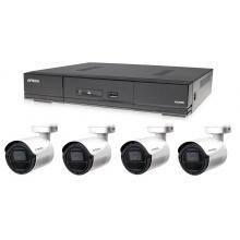 Kamerový set 1x AVTECH DVR DGD1005AV a 4x 2MPX Bullet kamera AVTECH DGC1105YFT + 2x napájecí zdroj ZDARMA!