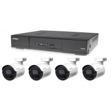 Kamerový set 1x AVTECH DVR DGD1005AV a 4x 5MPX Bullet kamera AVTECH DGC5105T + 2x napájecí zdroj ZDARMA!