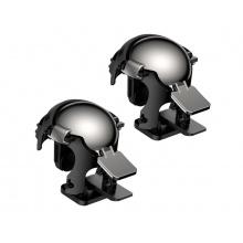 Gamepad pro mobilní telefon BASEUS PUBG helmet Level 3 Black