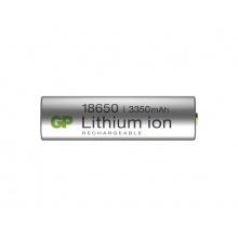 Baterie nabíjecí Li-Ion 18650 3,6V/3350mAh GP