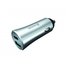 Autoadaptér USB SWISSTEN 20111640 USB-C