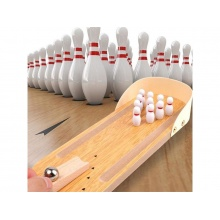 Hra stolní 4L mini bowling