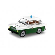 Stavebnice COBI 24520 Youngtimer Trabant 601 Polizei DDR