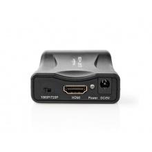 Převodník SCART - HDMI NEDIS VCON3462BK