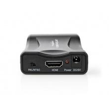 Převodník HDMI - SCART NEDIS VCON3460BK