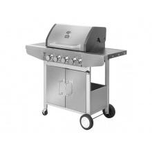 Gril plynový TEESA BBQ 5000 šedý