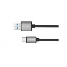 Kabel KRUGER & MATZ KM1244 5G, USB - USB C kabel 1m