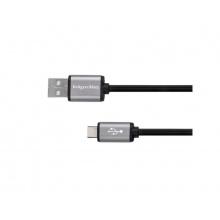 Kabel KRUGER & MATZ KM1240 USB - USB C kabel 1,8m