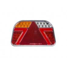 Dynamický blinkr LED STU zadní levý s trojúhelníkem