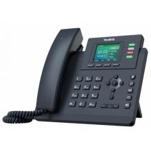 SIP-T33G Yealink - IP telefon, 4x SIP účty, LCD 2,4