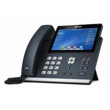 SIP-T48U Yealink - IP telefon, 16x SIP účtů, LCD 7