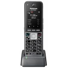 KX-TGP700CEX-B1 Panasonic - DECT IP balíček základna vč. sluchátka KX-TPA70 , PoE, barva černá