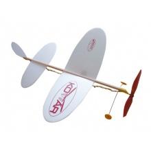 Dětský házecí letadlo TEDDIES 38x31cm