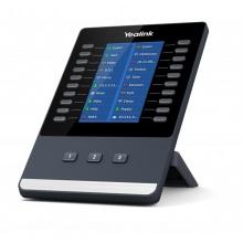 EXP43 Yealink - rozšiřující modul s LCD, 60x (3x20) tlačítek, k telefonům T43U, T46U a T48U