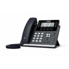 SIP-T43U Yealink - IP telefon, 12x SIP účtů, LCD 2,7