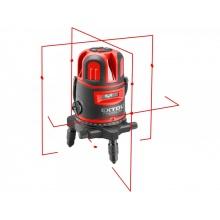EXTOL PREMIUM laser červený liniový, křížový samonivelační 8823311
