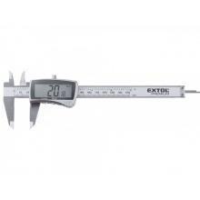 EXTOL PREMIUM měřítko posuvné digitální nerez , 0-150mm 8825220