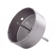 vrták SDS PLUS do zdi korunkový, průměr 150mm, délka stopky 100mm M22, EXTOL PREMIUM