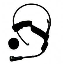 TRANTEC MIC-SJ33 Náhlavní mikrofon pro S4.10
