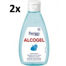 2x ALCOGel Hand Cleanser 200ml - antibakteriální gel na ruce