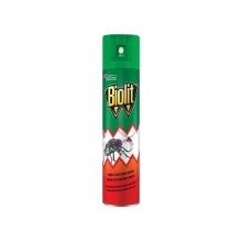 BIOLIT sprej proti létajícímu hmyzu 400ml