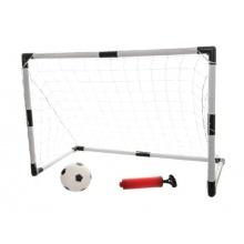 Dětská fotbalová branka TEDDIES 88x60x45cm